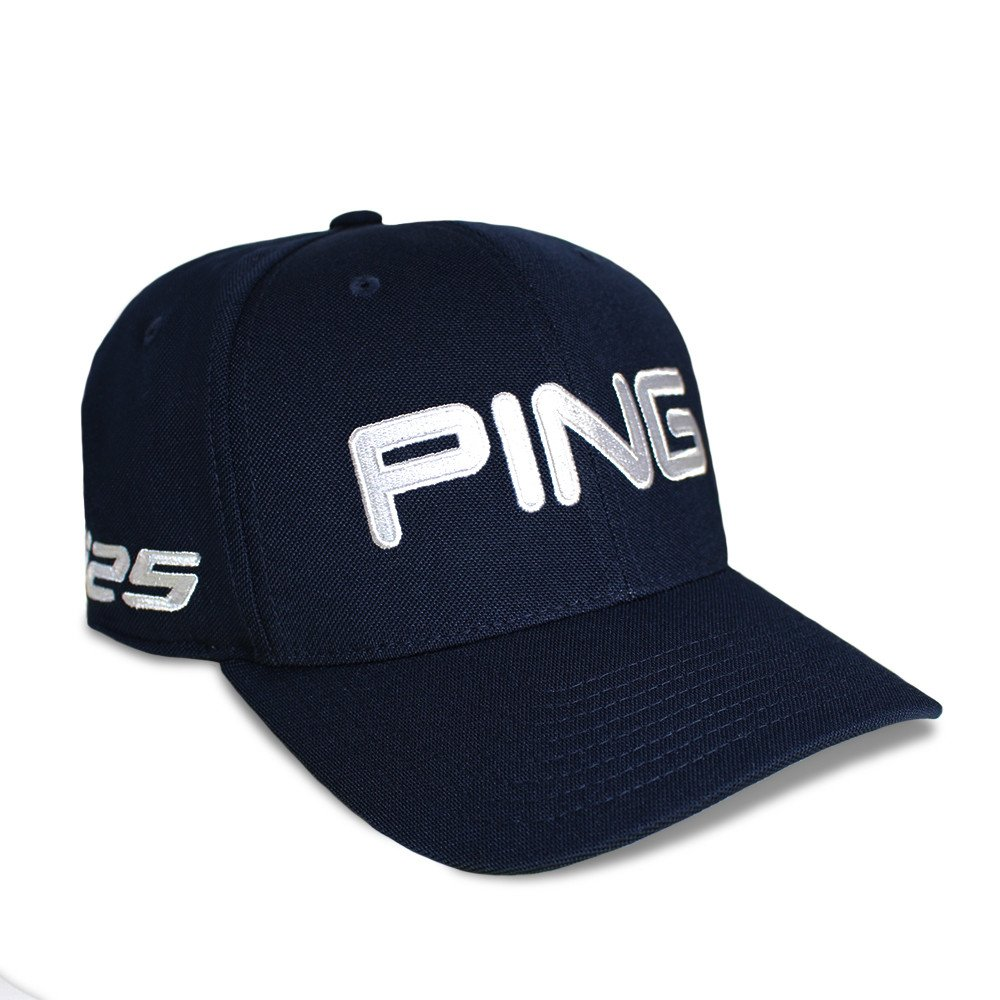 f9cc08d59b7 PING i25 Tour Structured Hat - Men s Golf Hats   Headwear - Hurricane Golf