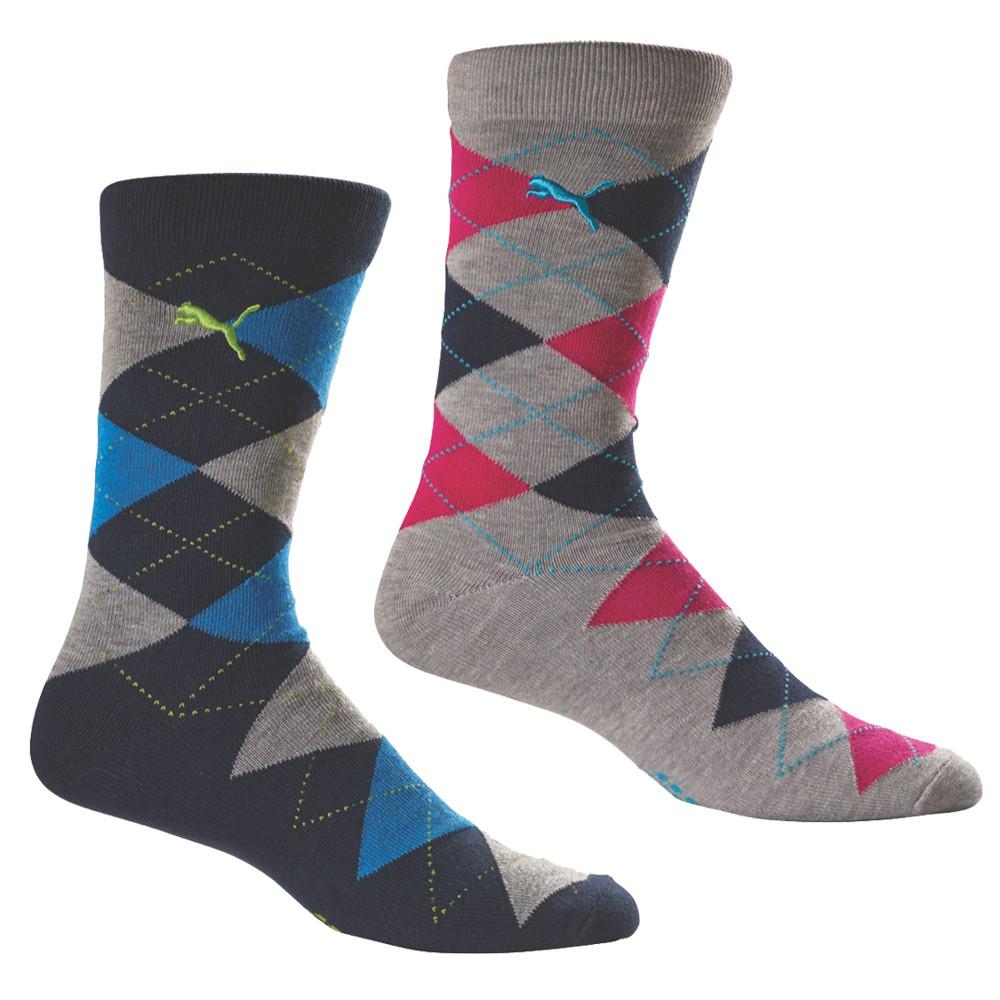 PUMA Diamond Lite Men's Golf Socks - PUMA Golf