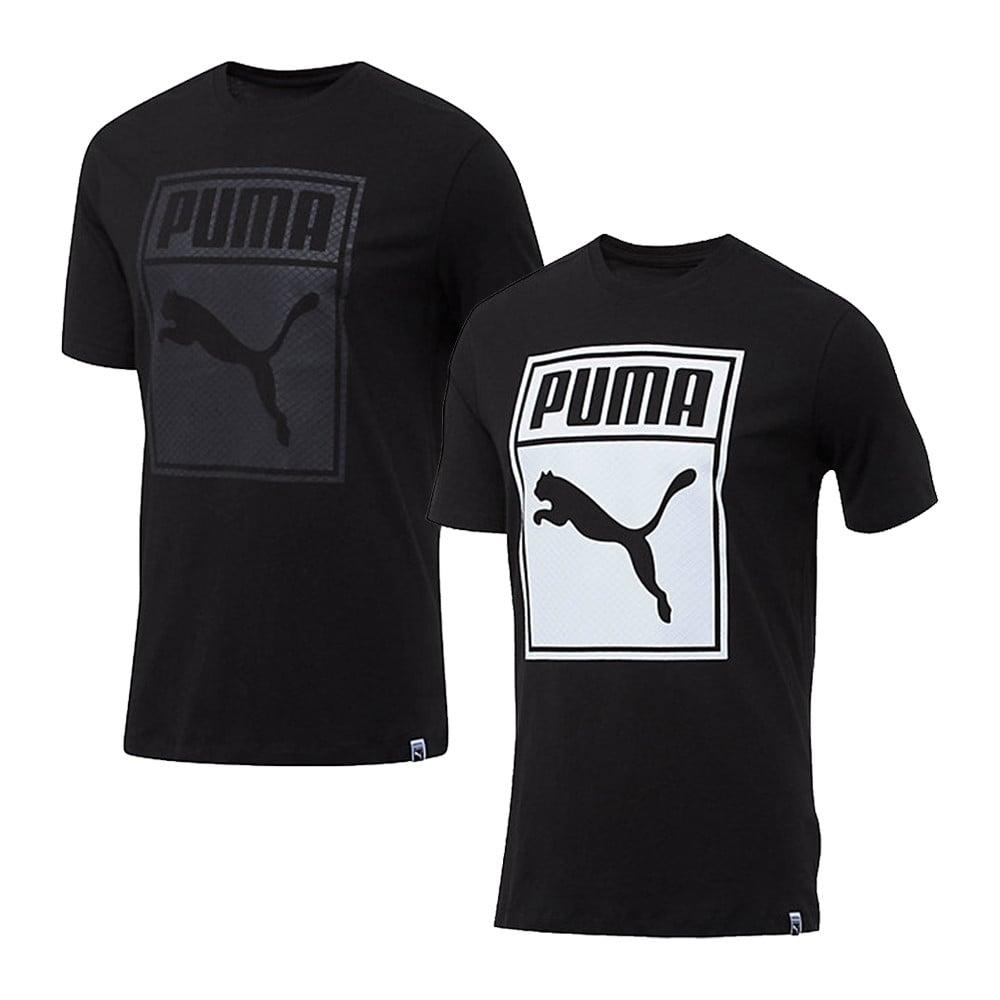 PUMA Grid Fill Box T-Shirt - PUMA Golf