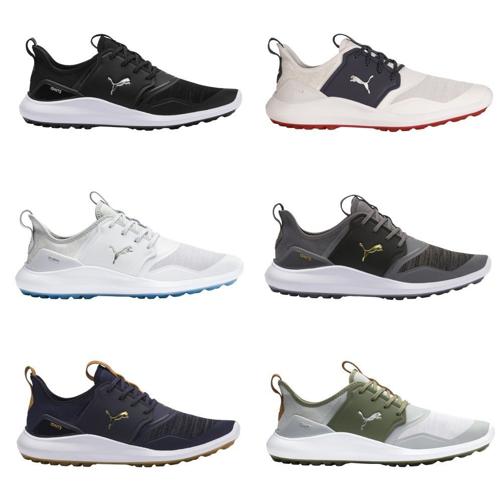 Puma Ignite Nxt Golf Shoes Discount Golf Shoes Hurricane Golf