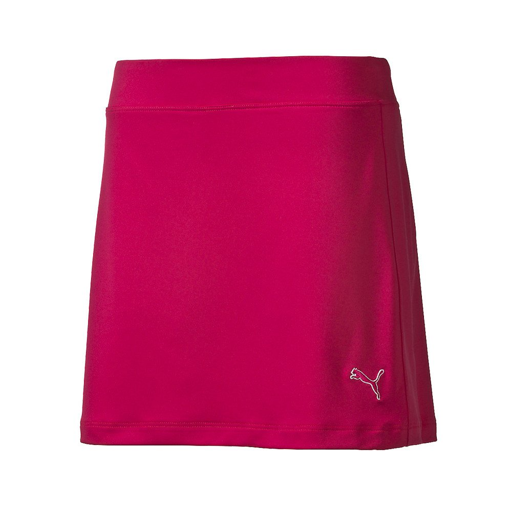 PUMA Junior Girls Solid Knit Golf Skirt - PUMA Golf