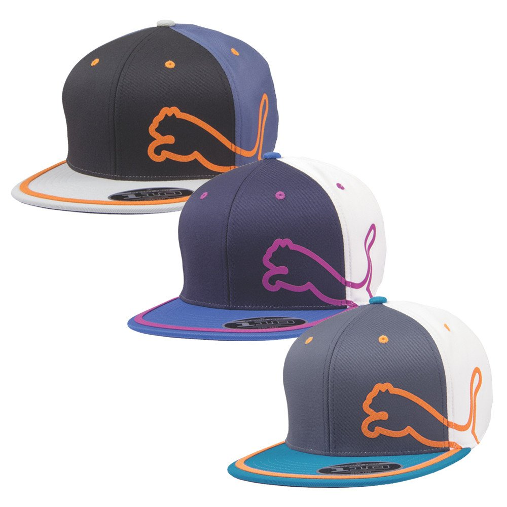5caa6faca6a PUMA Monoline 3-Color 110 Snapback Cap - Men s Golf Hats   Headwear ...