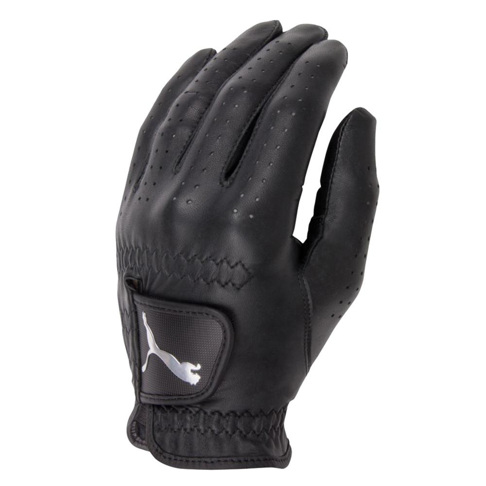 PUMA Pro Performance Leather Golf Glove Black - PUMA Golf