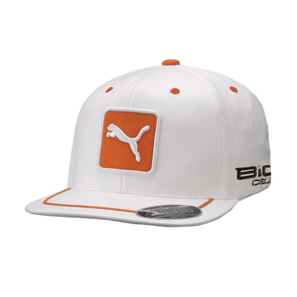 7d056342ac7 PUMA Pro Tour Cat Patch 110 Snapback Cap - Men s Golf Hats   Headwear -  Hurricane Golf