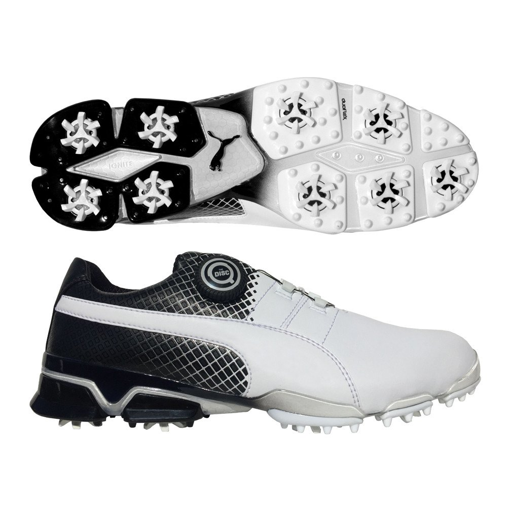 9b63bc581a8b41 PUMA TitanTour Ignite Disc - Golf Shoes - Special Edition - Discount Golf  Shoes - Hurricane Golf