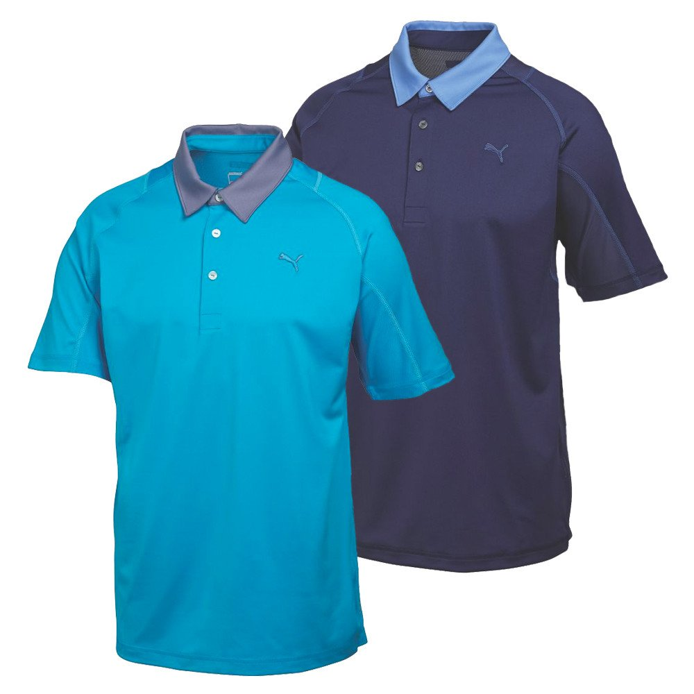 PUMA TitanTour Golf Polo Shirt - PUMA Golf