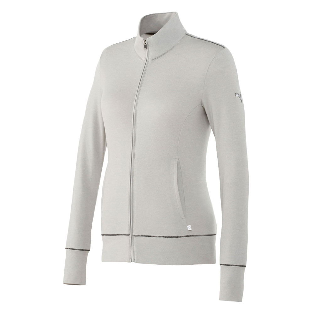 Women s PUMA Golf Track Jacket - Discount Women s Golf Polos and Shirts -  Hurricane Golf 9f45c4c59a
