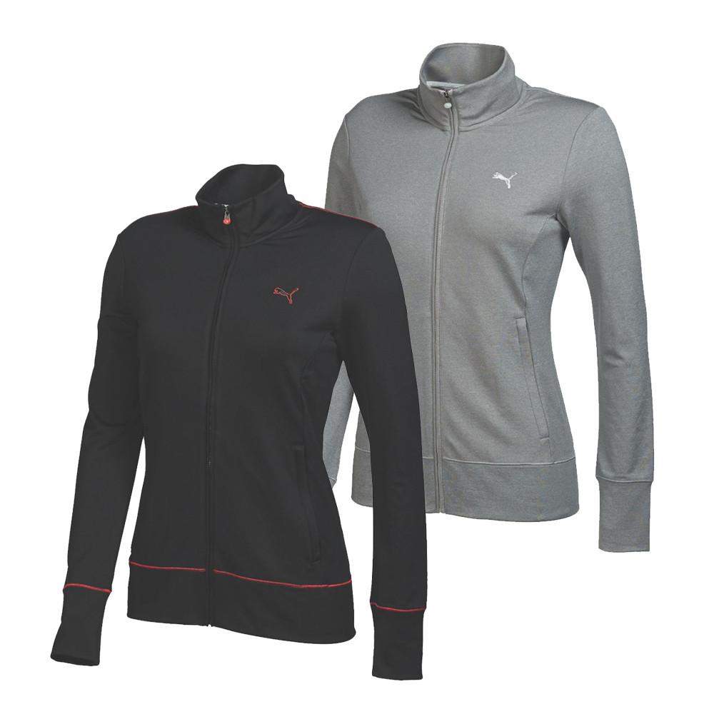Women's PUMA PWRWARM Golf Jacket - PUMA Golf