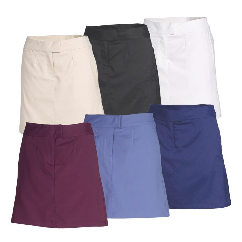 Women's PUMA Solid Tech Golf Skirt - PUMA Golf
