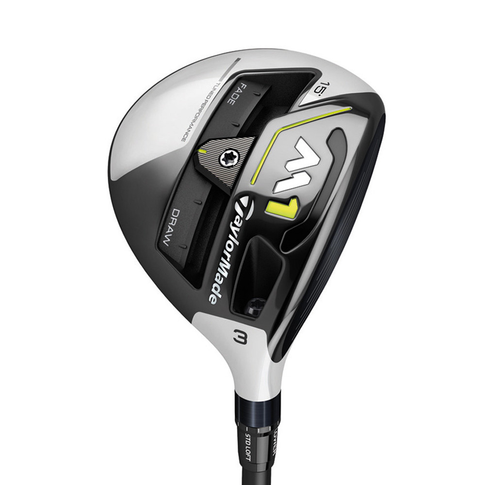 TaylorMade M1 Fairway Wood - TaylorMade Golf