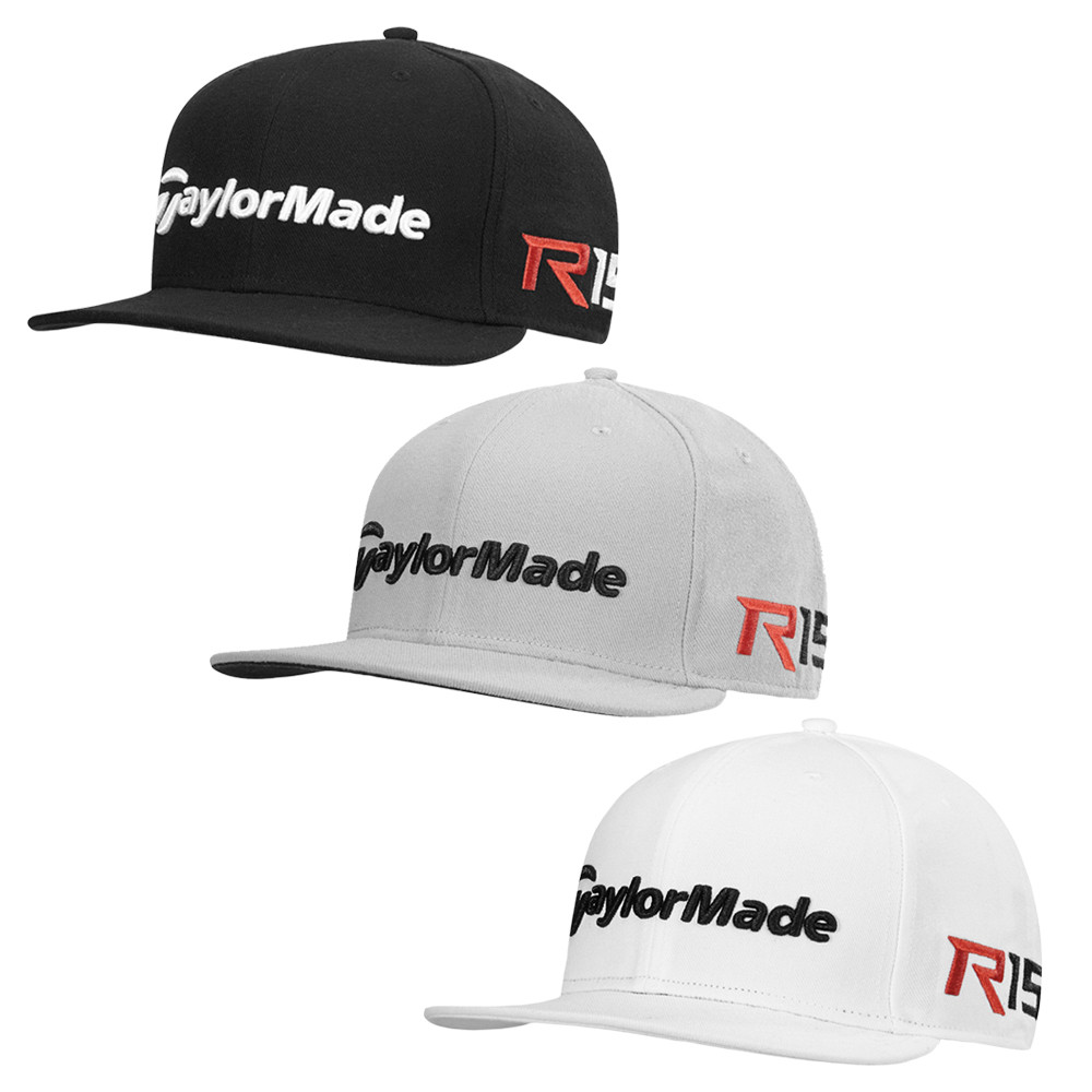 TaylorMade 9Fifty Snapback Adjustable Hat - Men s Golf Hats   Headwear -  Hurricane Golf e848beab87f