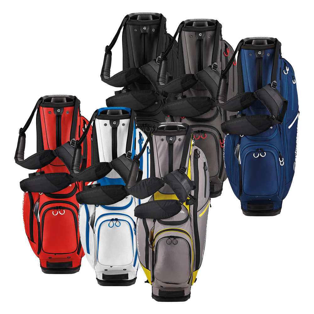 TaylorMade Flextech Crossover Stand Bag - TaylorMade Golf