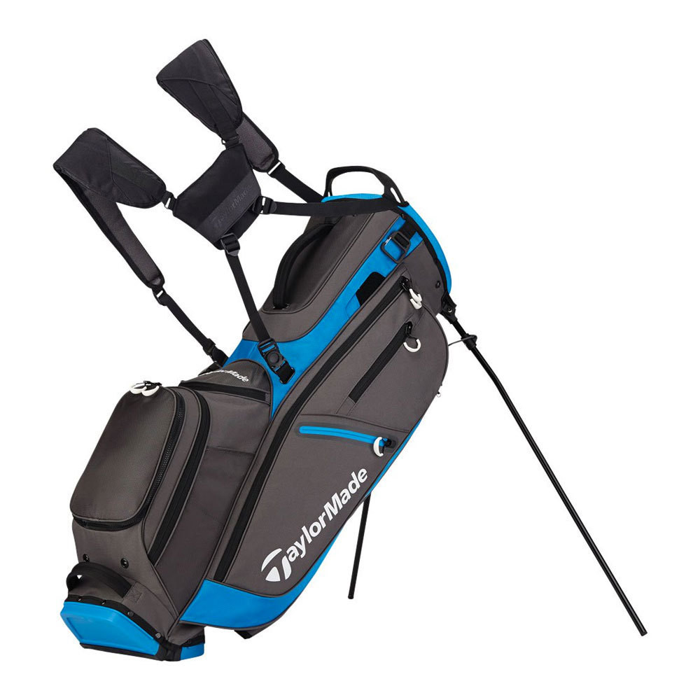 2018 TaylorMade Flextech Crossover Stand Bag - TaylorMade Golf