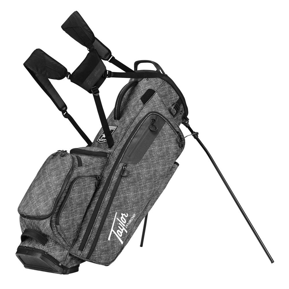 2018 TaylorMade Flextech Lifestyle Stand Bag - TaylorMade Golf