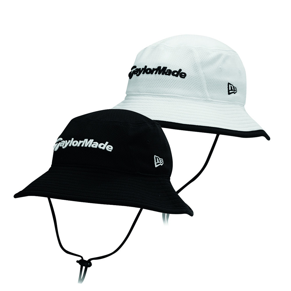 27345185511 Taylormade New Era Traveler Bucket Hat Men S Golf Hats Headwear