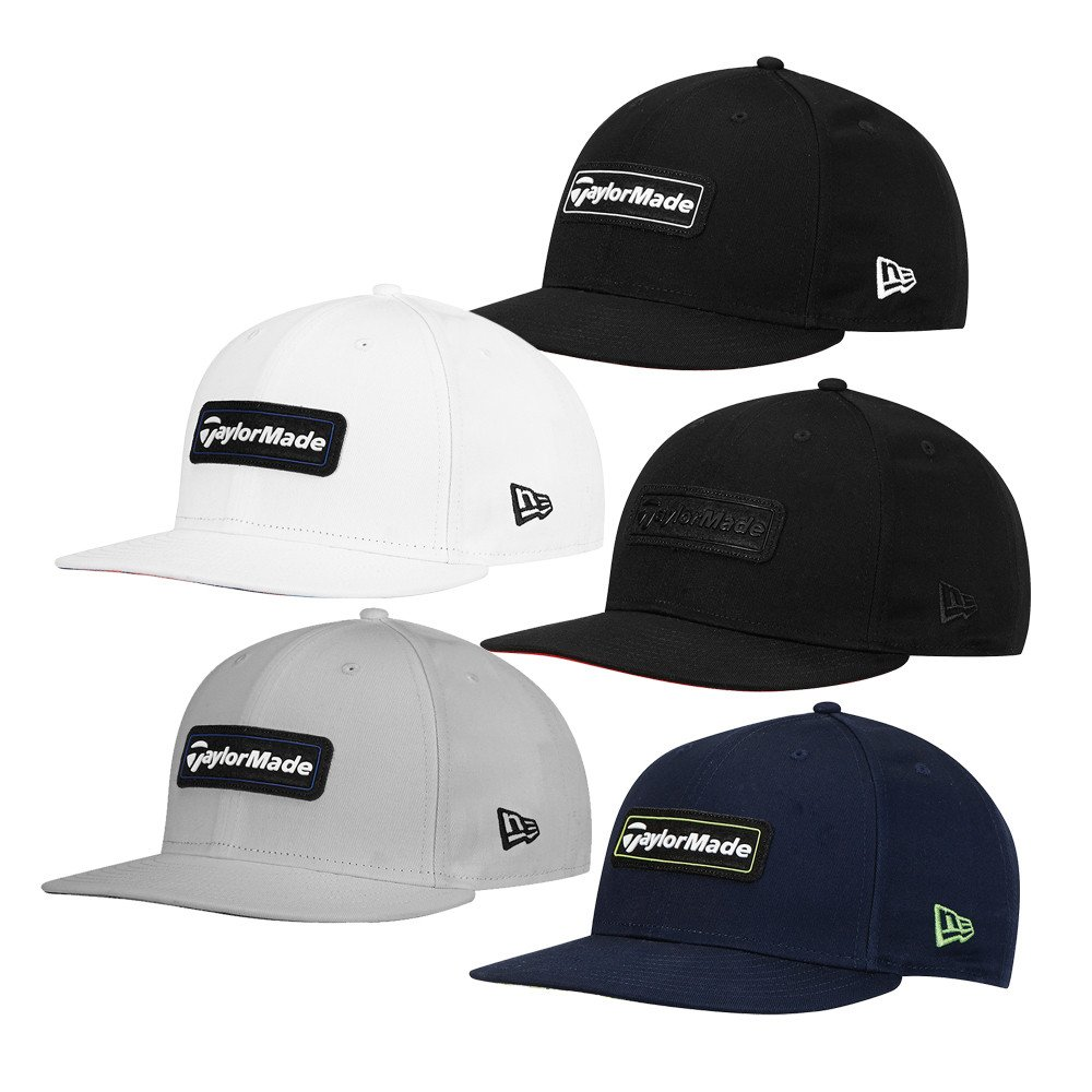 TaylorMade New Era 9Fifty Snapback Hat - Men s Golf Hats   Headwear -  Hurricane Golf a5f163991ca