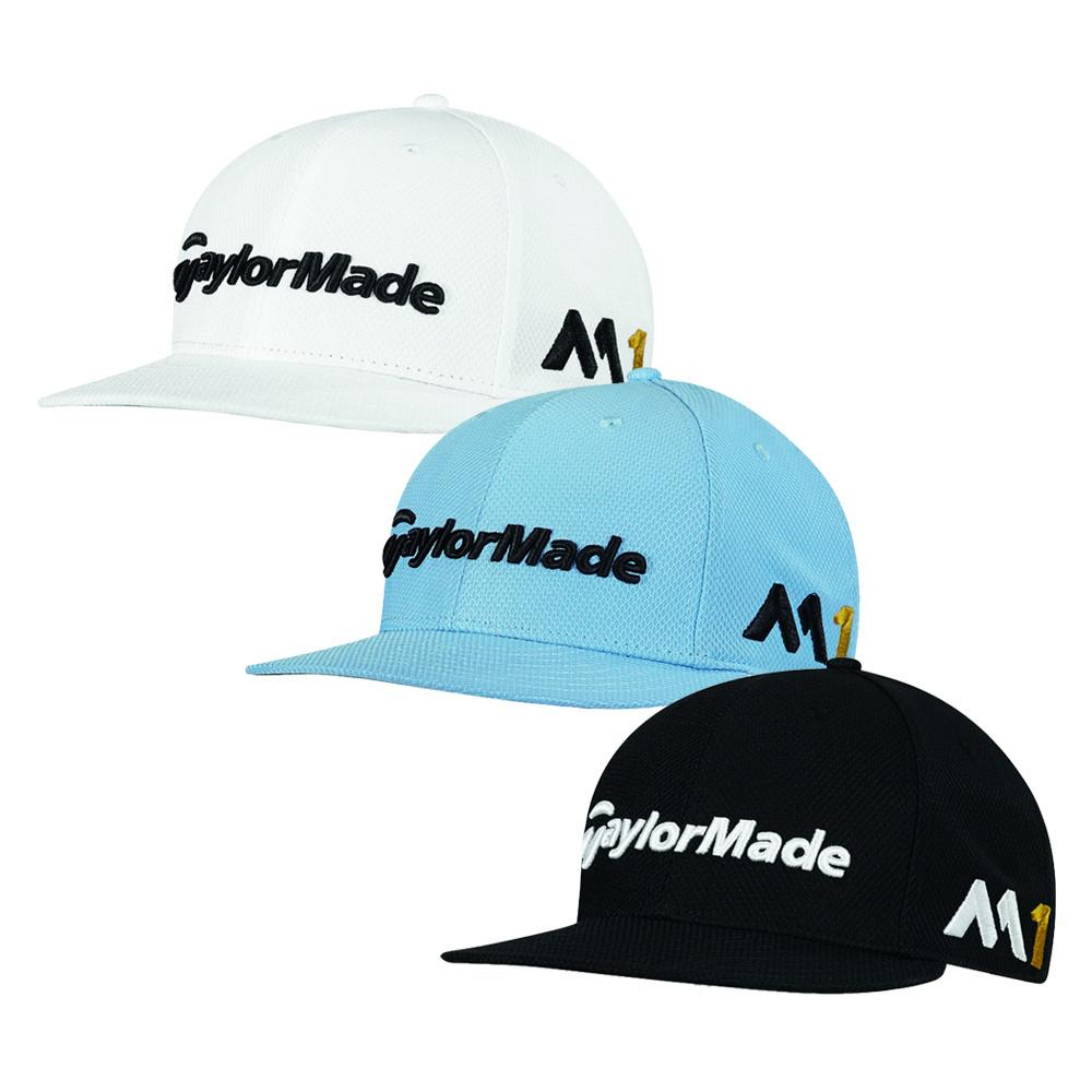 TaylorMade New Era Tour 9Fifty M1 Snapback Hat - Men s Golf Hats   Headwear  - Hurricane Golf 5c094f2eb2b
