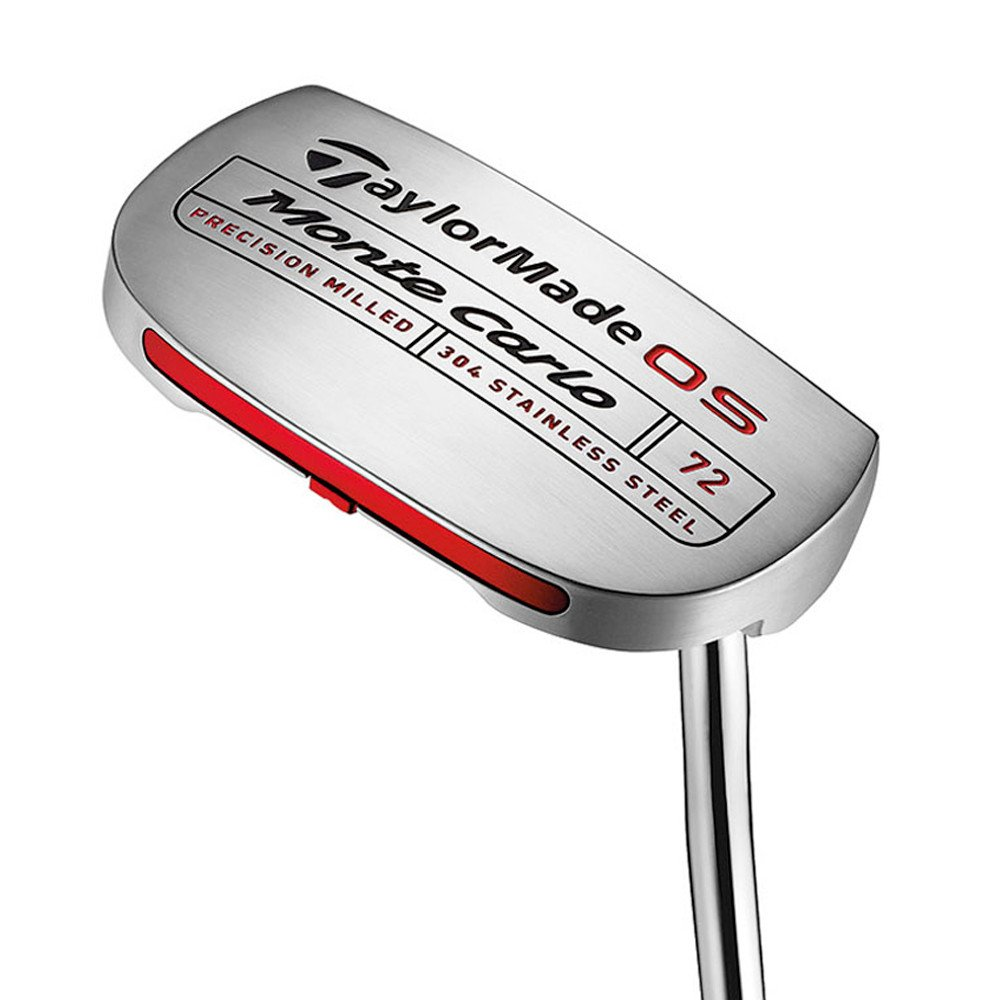TaylorMade OS Monte Carlo Putter w/ Golf Pride Grip - TaylorMade Golf