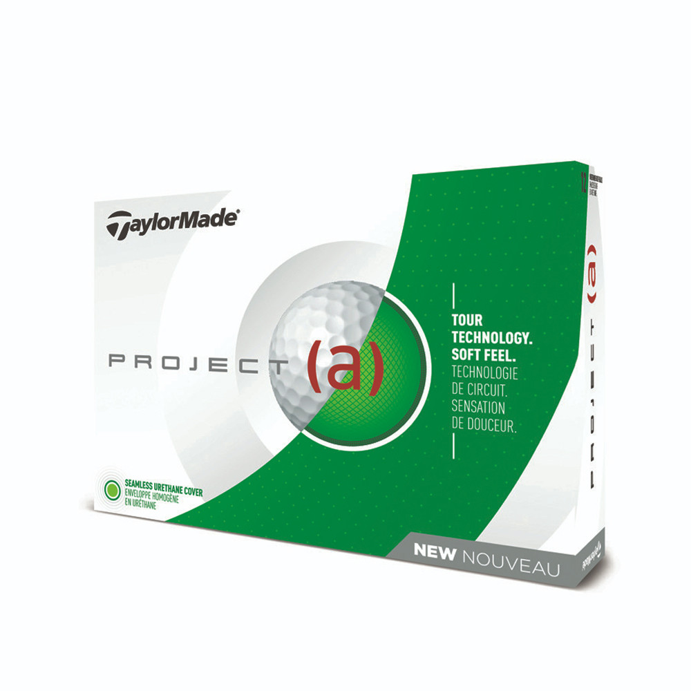 2018 TaylorMade Project (a) Golf Balls - TaylorMade Golf