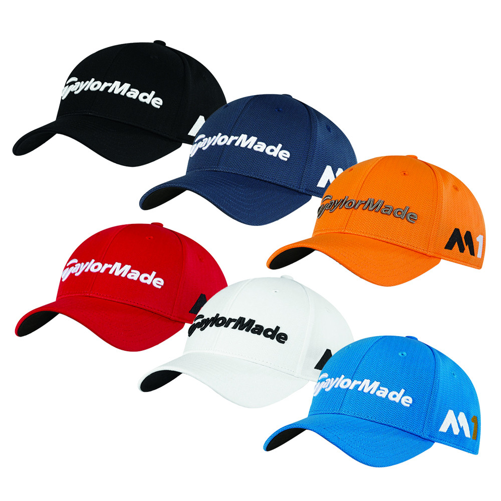TaylorMade Tour Radar M1 Adjustable Hat - Men s Golf Hats   Headwear -  Hurricane Golf 059482f9d84e