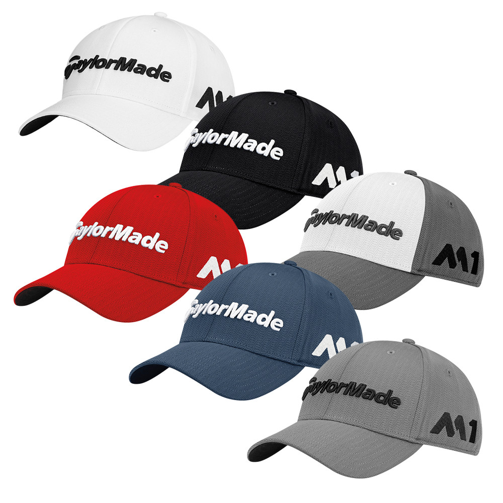 2017 TaylorMade Tour Radar M1 Adjustable Hat - TaylorMade Golf