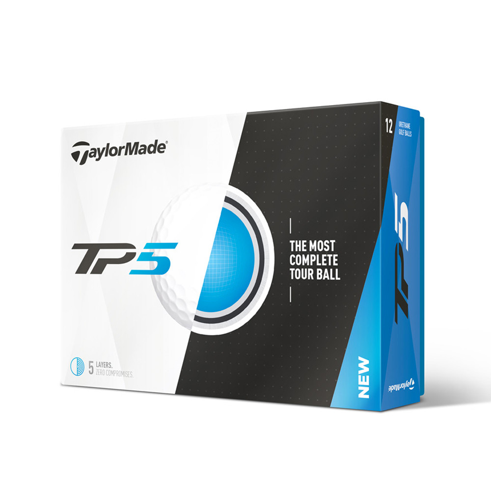 TaylorMade TP5 Golf Balls - TaylorMade Golf