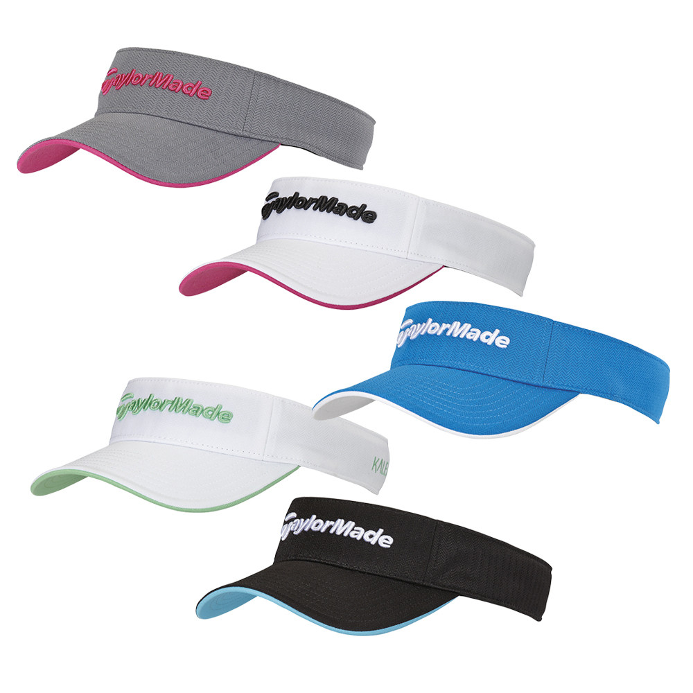2017 Women's TaylorMade Radar Adjustable Visor - TaylorMade Golf