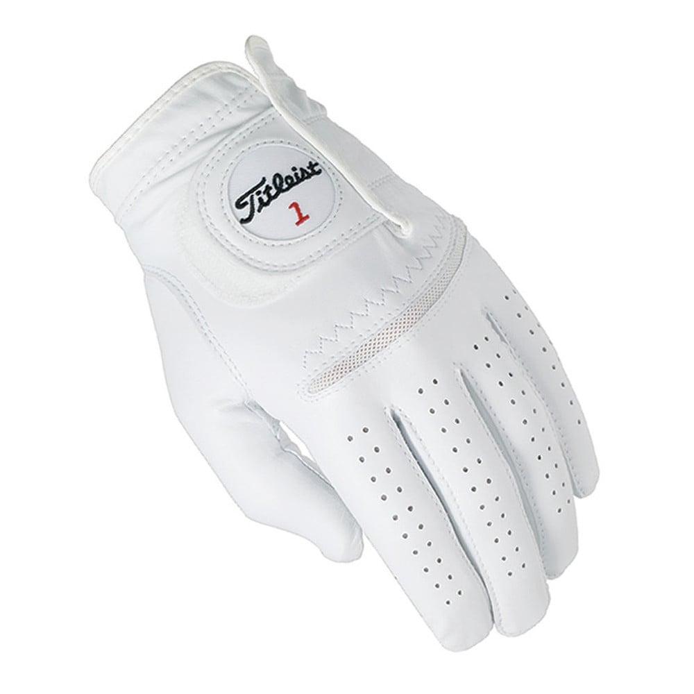Titleist PermaSoft Golf Glove Solid Pearl - Titleist Golf
