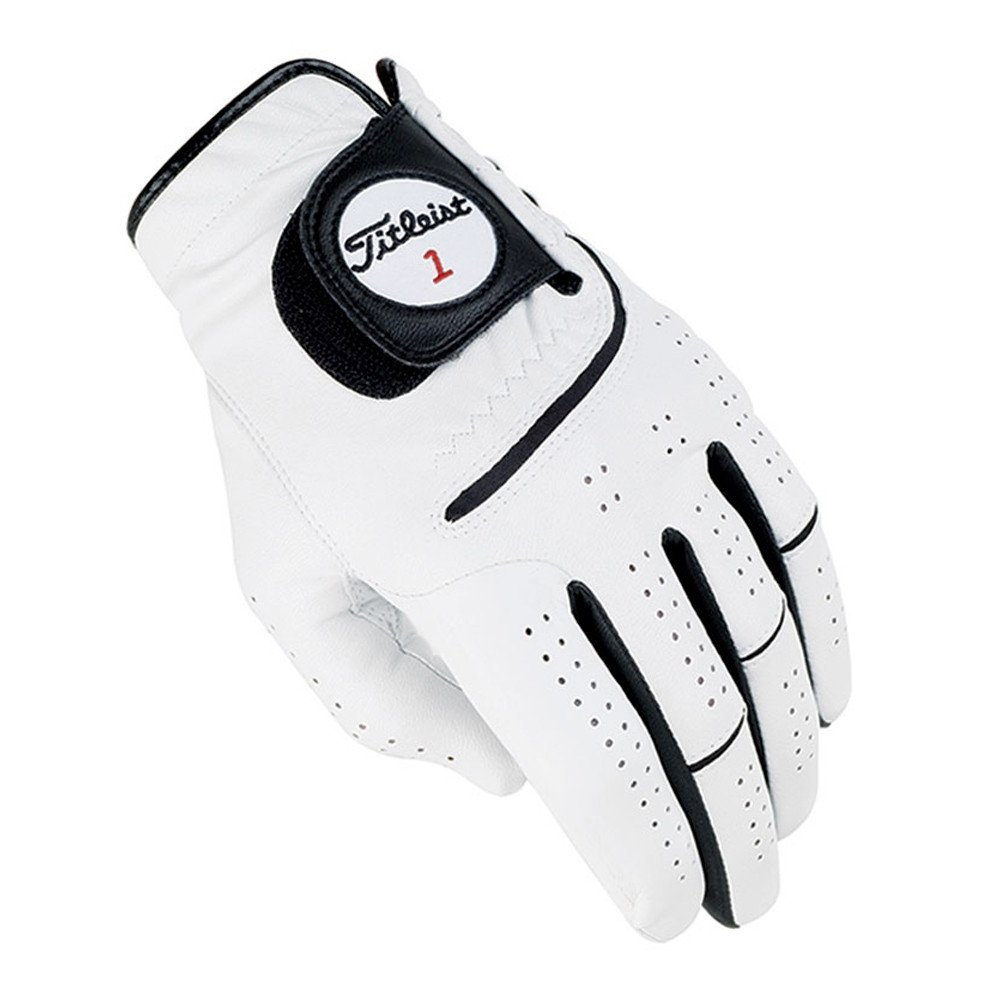 Titleist Players-Flex Golf Glove Pearl Black - Titleist Golf