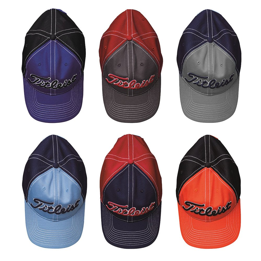 Titleist Performance Pique Adjustable Hat - Titleist Golf