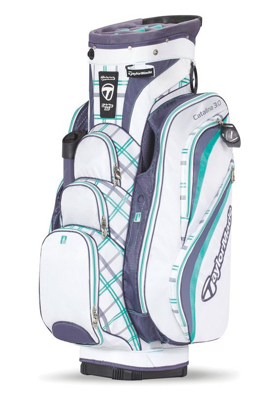 Taylormade Womens Catalina 3 0 Cart Bag Discount Golf