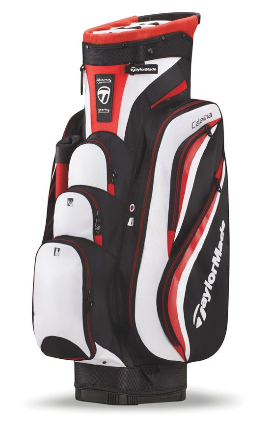 TaylorMade 2013 Catalina Cart Bag