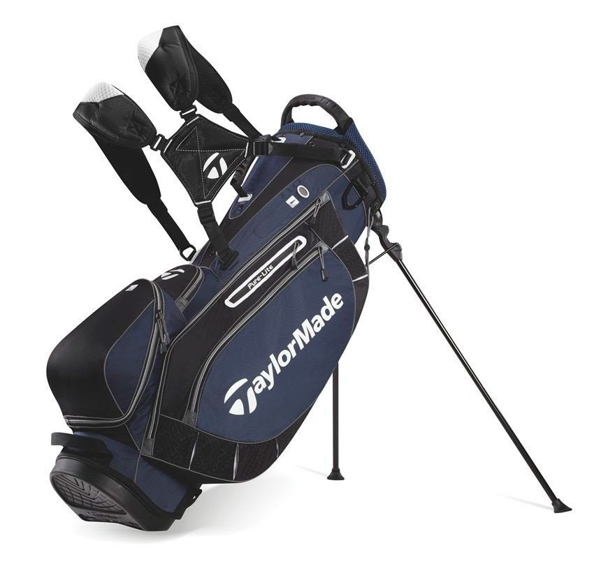 TaylorMade PureLite Stand Bag Navy