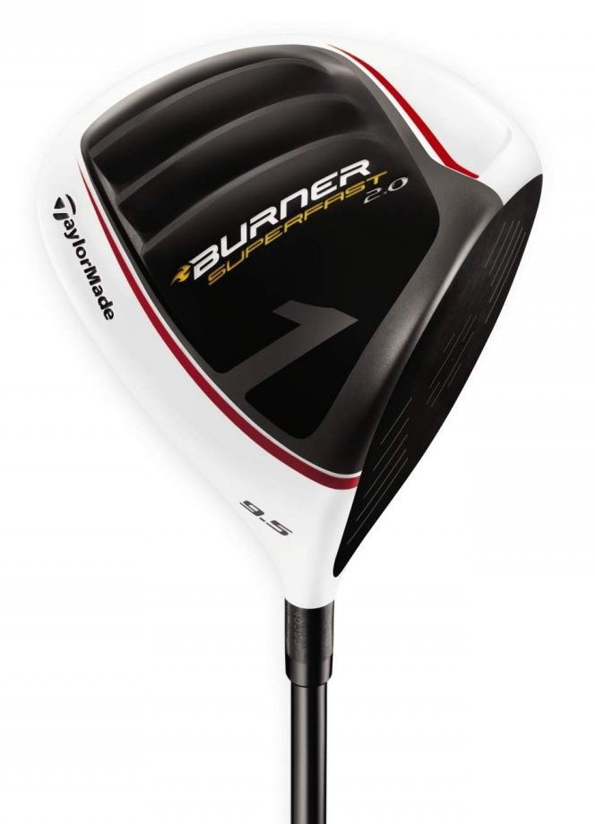 TaylorMade Burner SuperFast 2.0 Driver - TaylorMade Golf