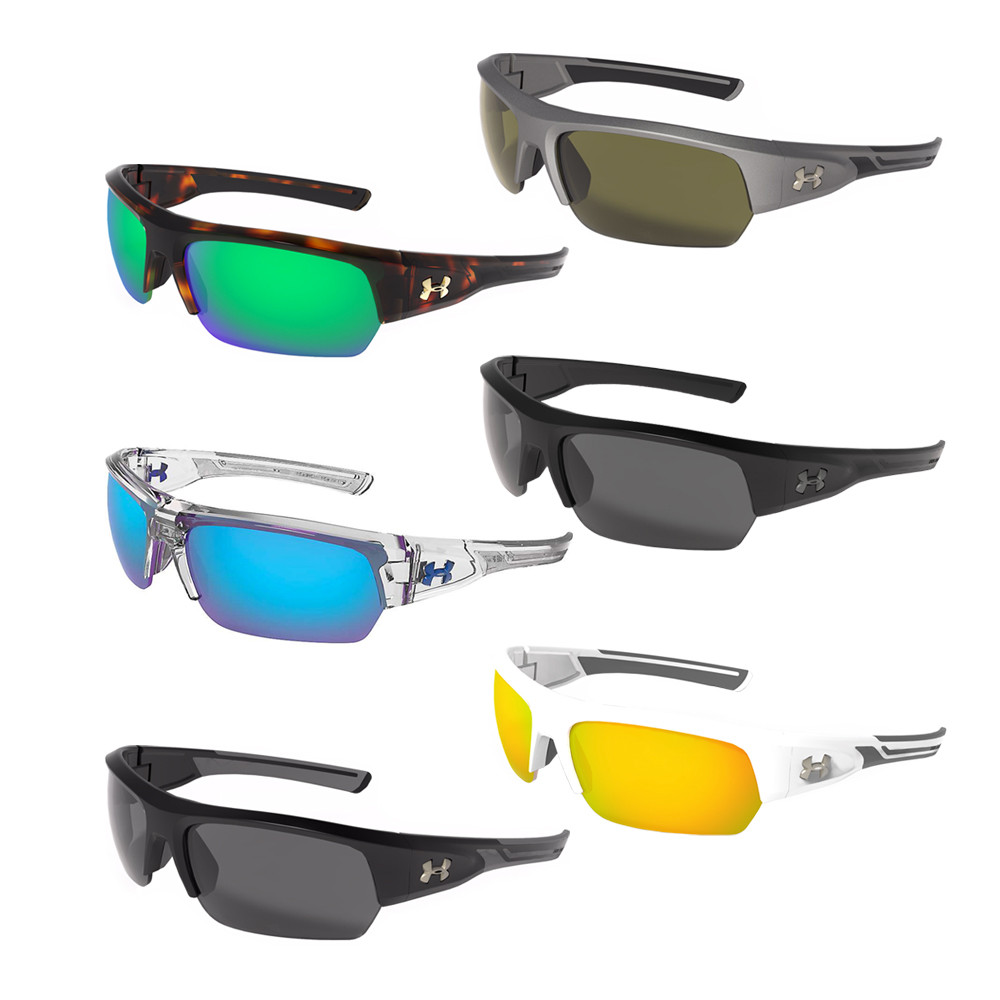 2eba43c755 Under Armour UA Big Shot Sunglasses - Sunglasses - Hurricane Golf