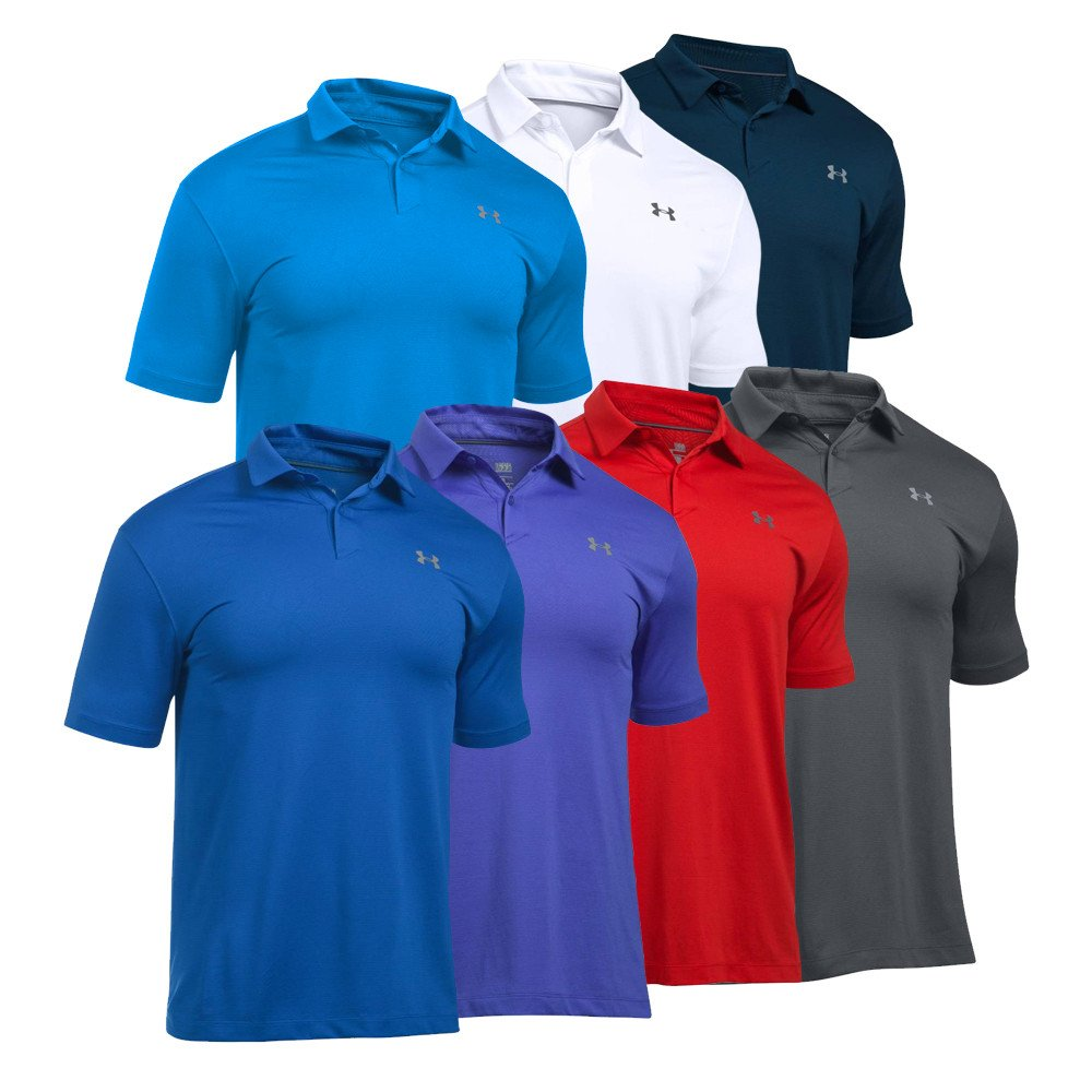f5f71af020 Under Armour UA CoolSwitch Men's Golf Polos