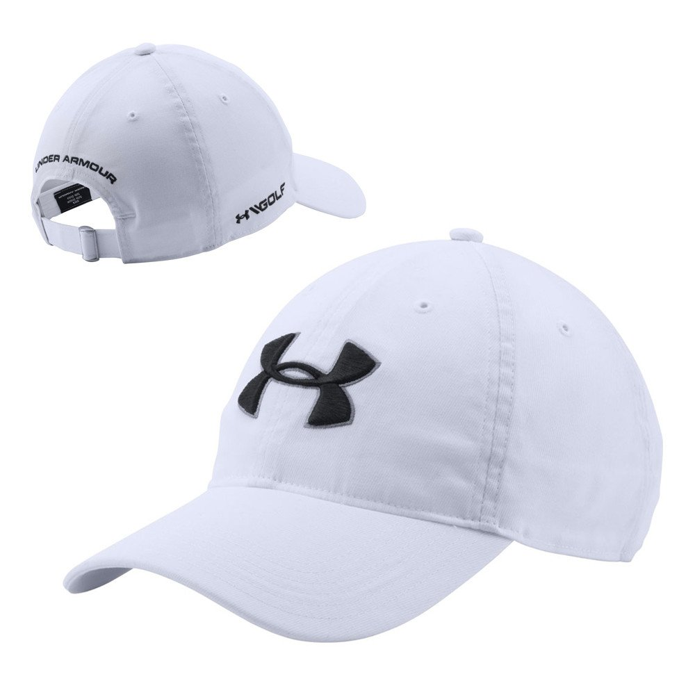 Under Armour UA Chino Adjustable Cap - Men s Golf Hats   Headwear -  Hurricane Golf c24efb1301a