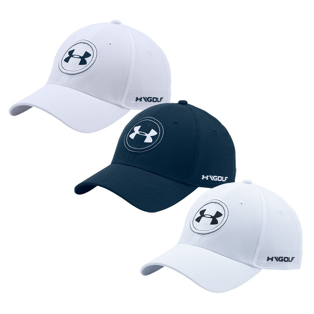 92aaf02d7 Under Armour Spieth Official Tour Cap 2.0 - Men's Golf Hats & Headwear -  Hurricane Golf
