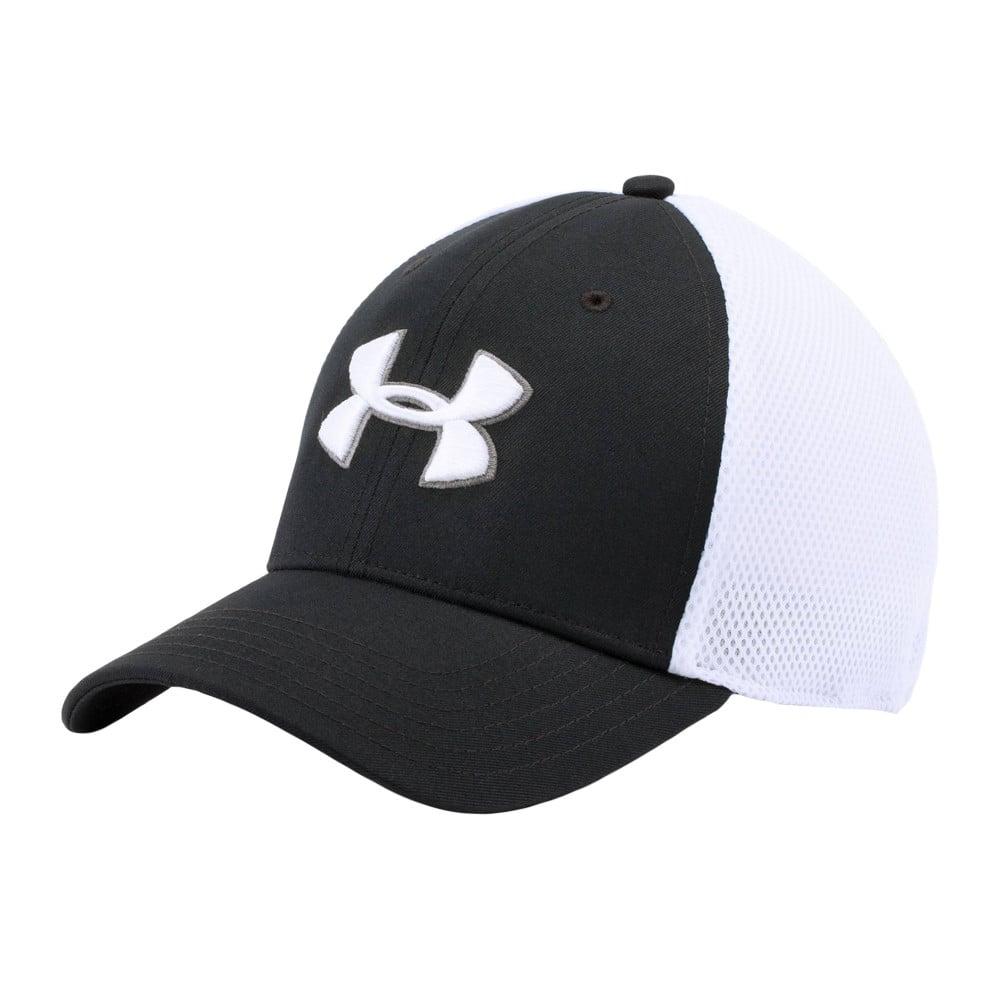 Under Armour UA Golf Mesh Stretch 2.0 Cap - Men s Golf Hats   Headwear -  Hurricane Golf 9068efc8c03