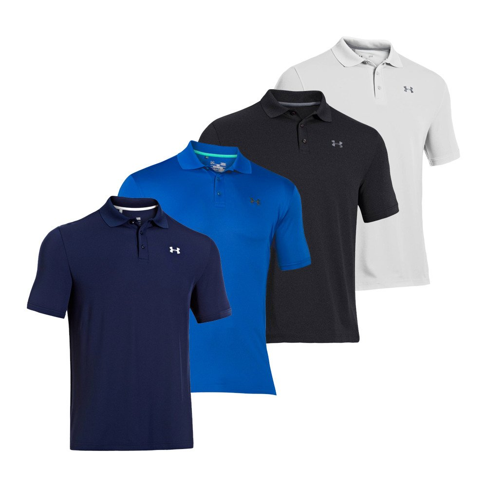 Under Armour Men's UA Performance Polo - Under Armour Golf