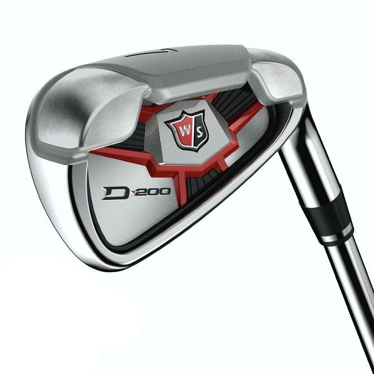 Wilson Staff D200 Iron Set - Wilson Golf