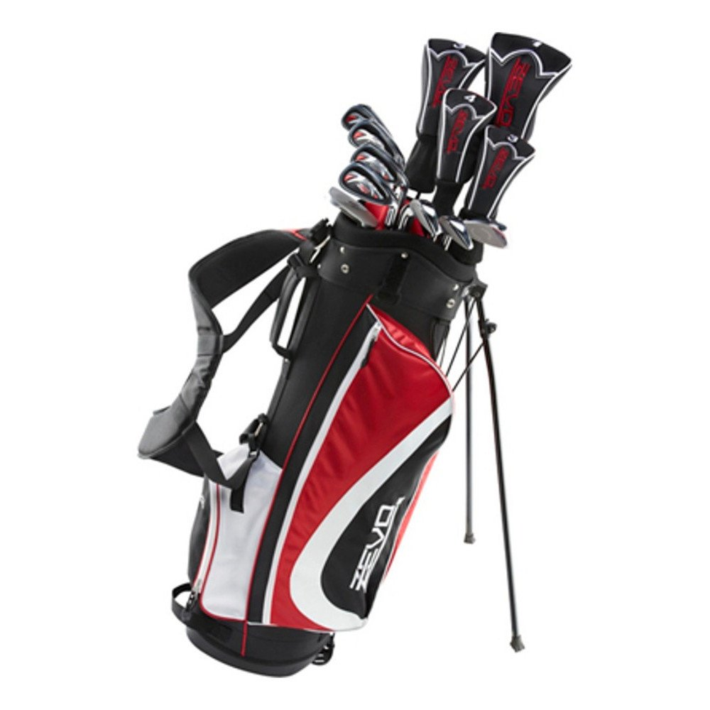 Zevo Z450 17-Piece Men's Complete Set - Zevo Golf