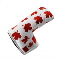 Hurricane Golf Canadian Blade Putter Headcover - Hurricane Golf