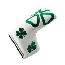 Hurricane Golf Irish/White Blade Putter Headcover - Hurricane Golf