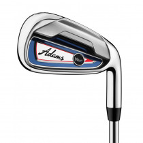 Adams Blue Iron Set - CUSTOM BUILT BY HURRICANE GOLF - Adams Golf