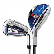 Adams Blue Combo Iron Set - Adams Golf