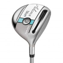 Women's Adams Blue Fairway Wood - Adams Golf