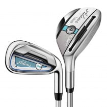 Women's Adams Blue Combo Iron Set - Adams Golf