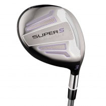 Women's Adams Speedline Super S Black Fairway Wood - Adams Golf