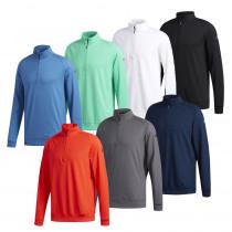 Adidas Classic Club Sweatshirt - Adidas Golf